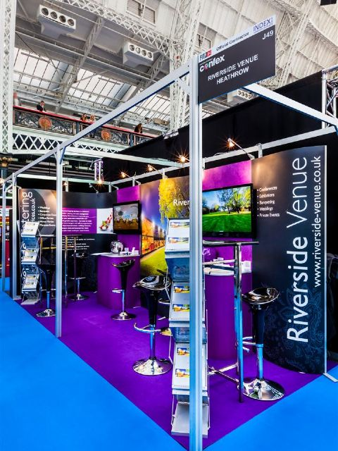 Exhibition Stand Hire Edinburgh : Corporate and event furniture hire