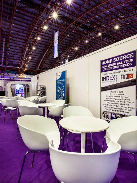 Exhibition Stand Hire Glasgow : Exhibition furniture hire
