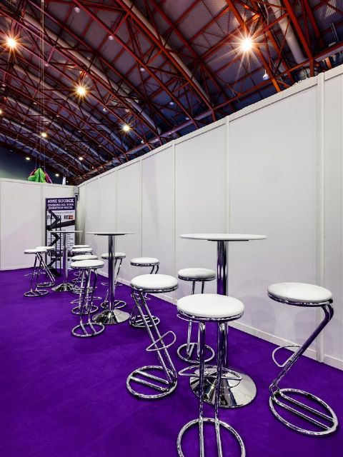 Exhibition Stand Hire Edinburgh : Exhibition furniture hire