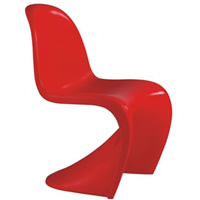 Panton Side Chair hire