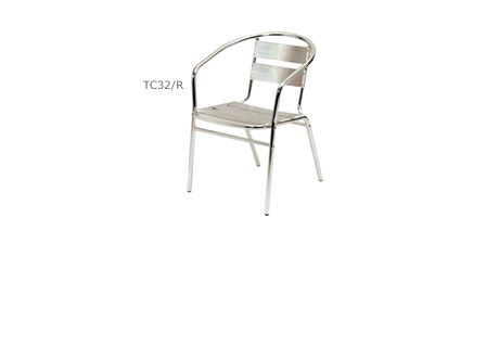 Alfresco aluminium Armchair
