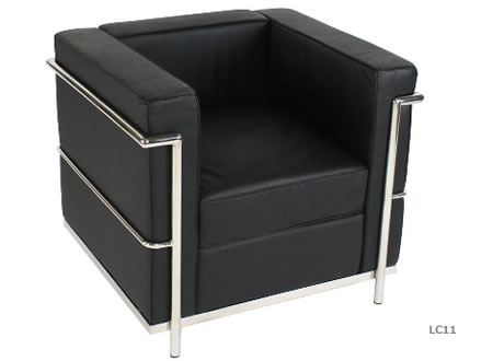 Corbusier Style Chair