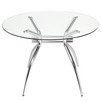 Aphrodite round meeting table