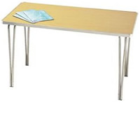 4' Folding table hire