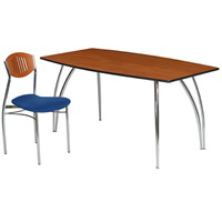 Apollo Contoured Table