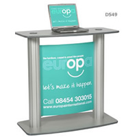 Gideon Display Graphic hire