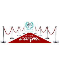Red Carpet - Price on Application hire