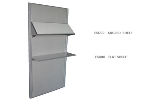 Angled Shelf Only