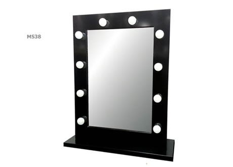 Makeup Mirror - illuminated