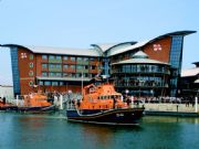 RNLI Open Weekend Poole HQ